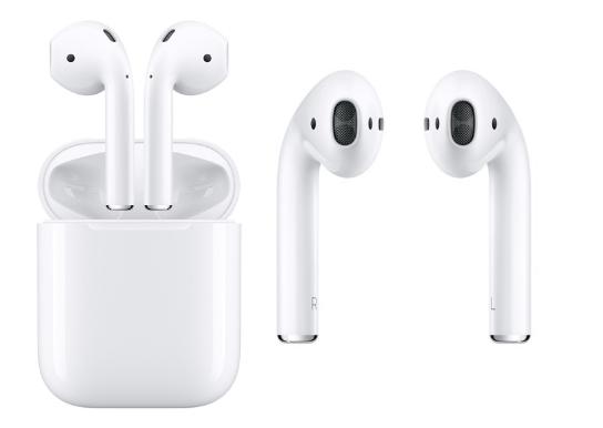 Apple Airpods гарнитур