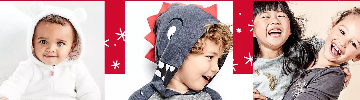 лучший магазин детской одежды Carters в США