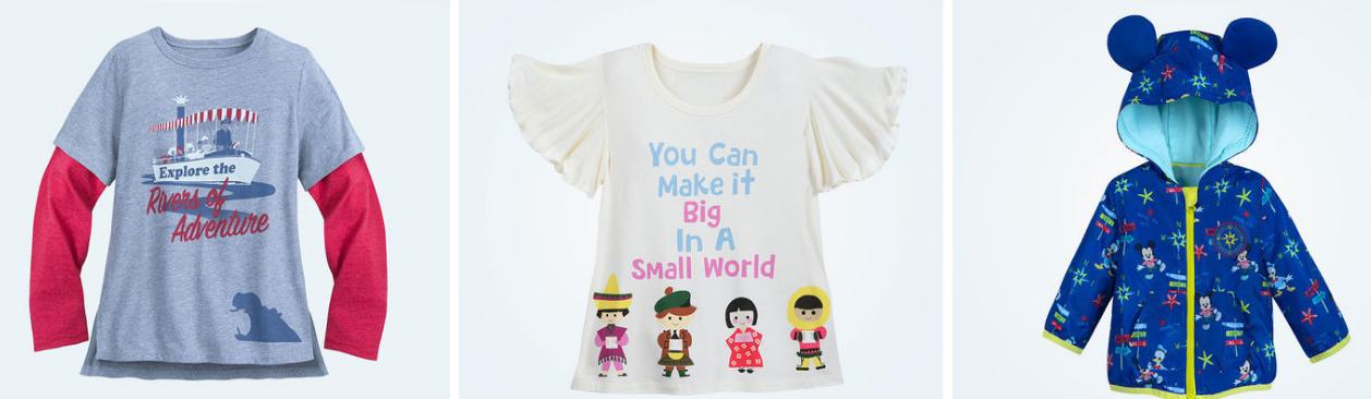 лучший магазин детской одежды Disney storeв США
